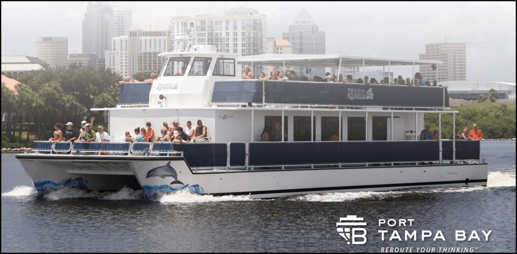 Port Tampa Bay Harbor Tour